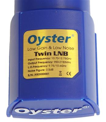 Oyster LNB TWIN